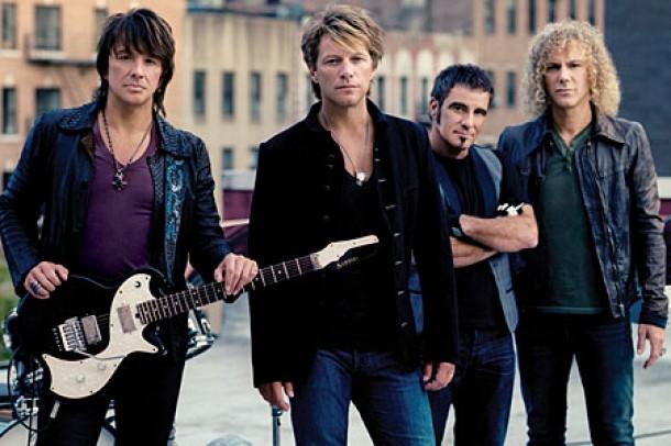 Bon Jovi : ボン・ジョヴィ